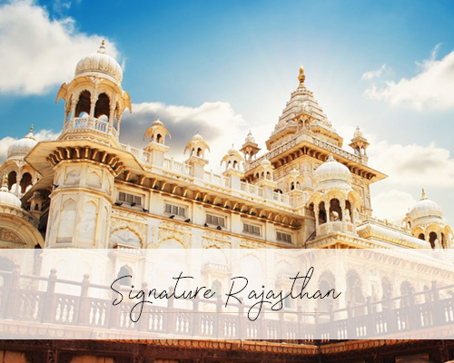 The Signature Collection Tours - Beyond the Taj, BTT Signature