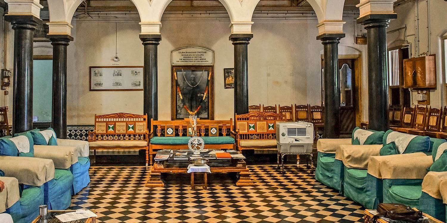The Chettinad Region - Beyond the Taj, Chettinad