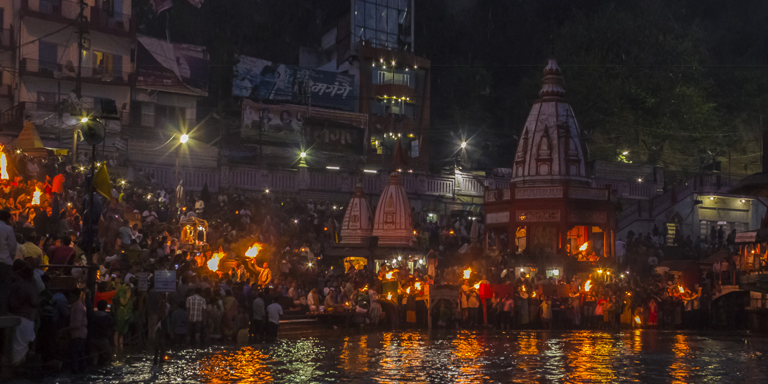 Haridwar: One of India's Holiest Cities - Beyind the Taj, Haridwar