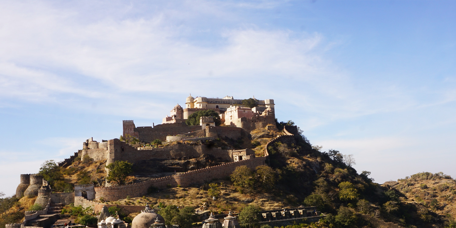 Kumbhalgarh Fort - Beyond the Taj, Kumbalgarh