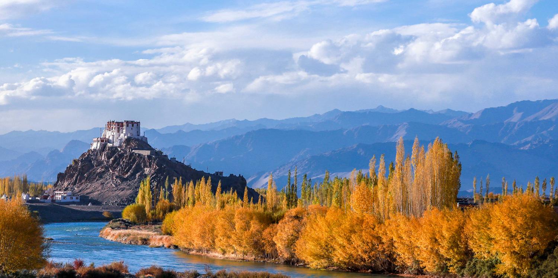 Leh the dramatic capital of Ladakh - Beyond the Taj, Leh