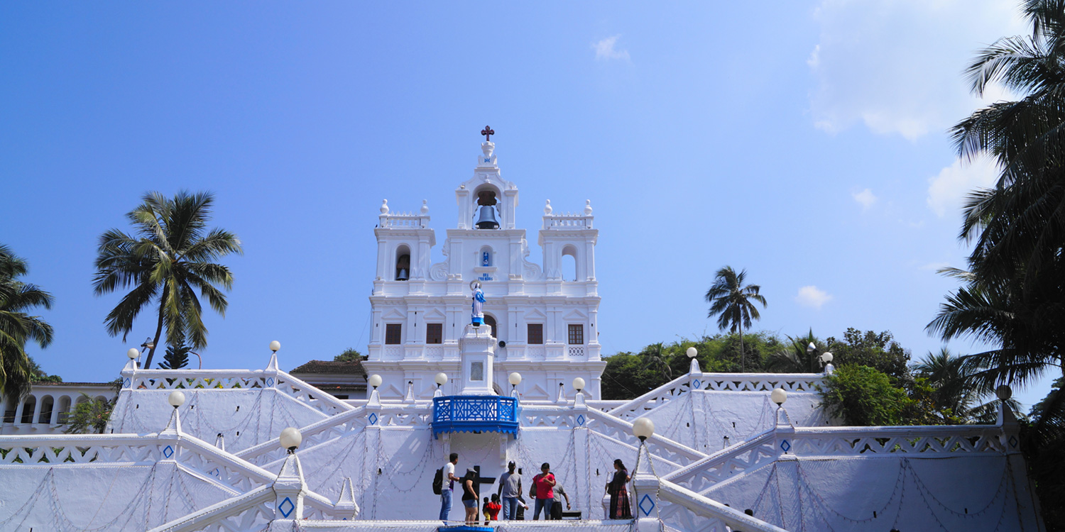 Panjim: Goa's Funky and Artsy Capital - Beyond the Taj, Panjim