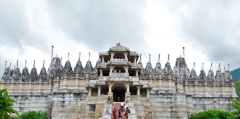 Ranakpur: Amazingly Carved Jain Temples - Beyond the Taj, Ranakpur