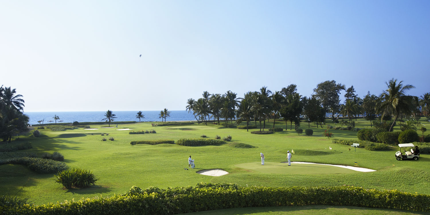 Golfing Holidays In India - Beyond the Taj, Golfing in India
