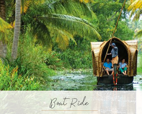 The Backwaters of Kerala - Beyond the Taj, Backwaters