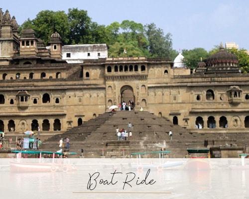 Maheshwar and the Beautiful Ahilya Fort - Beyond the Taj, Maheshwar