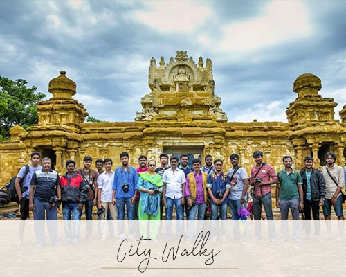 Trichy - Beyond the Taj, Trichy