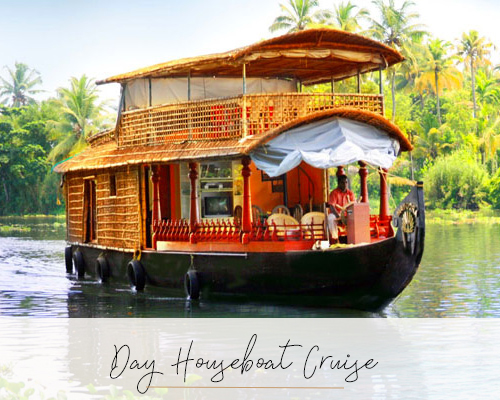 Day Houseboat Cruise