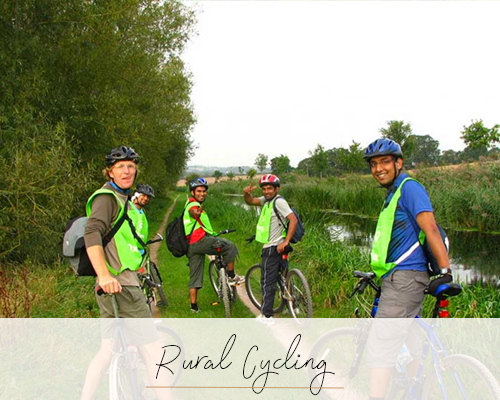 Rural Cycling