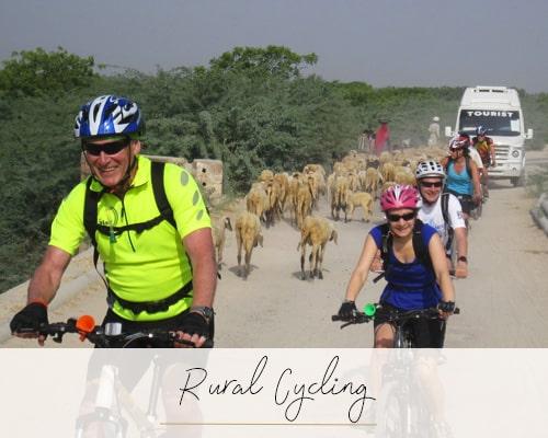 Rural Cycling