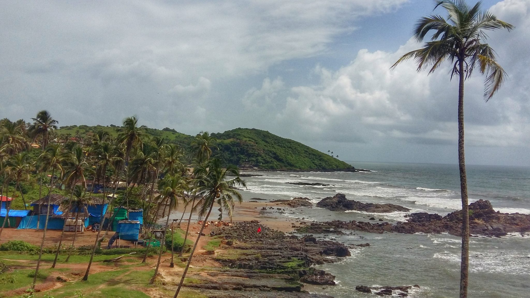 Goa in the Monsoon