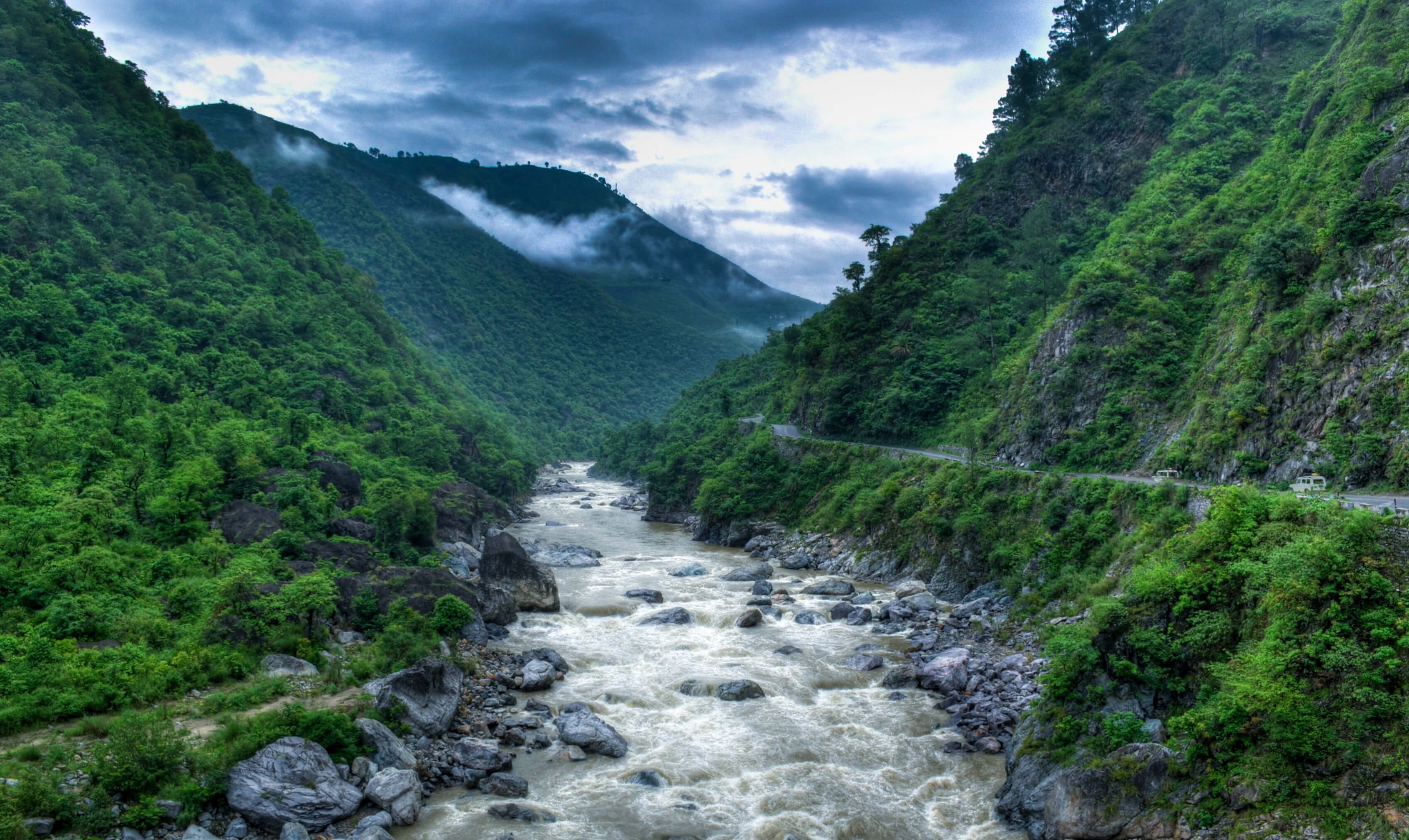 Kosi River - 2