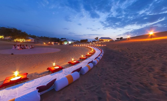 Samsara Desert Camp