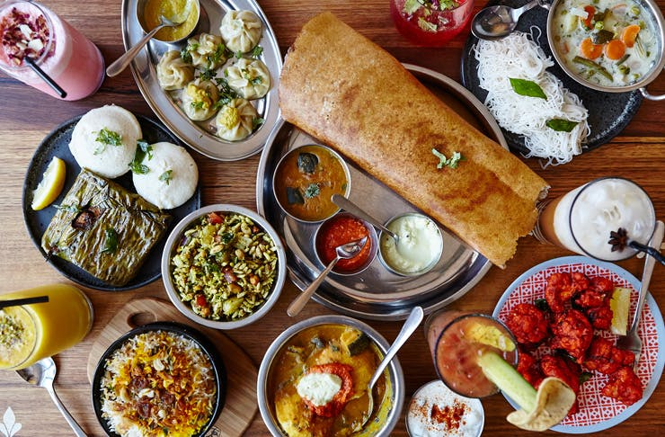 Indian Cuisine and its Health Benefits, Indian Cuisine and its Health Benefits